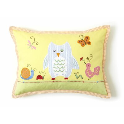 The Little Acorn Forest Friends Pillow