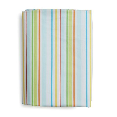 Funny Friends Stripe Fitted Sheet