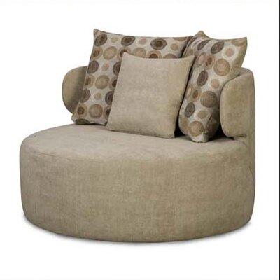 dCOR design York Barrel Tub Chair