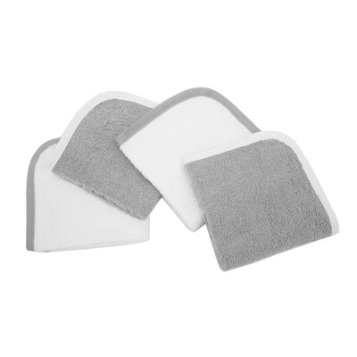 Terry Organic Cotton Wash Cloth