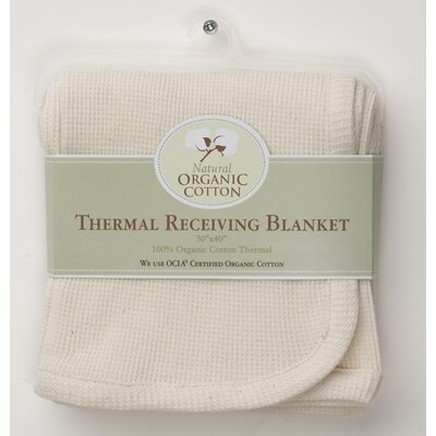 Organic Cotton Thermal Blanket