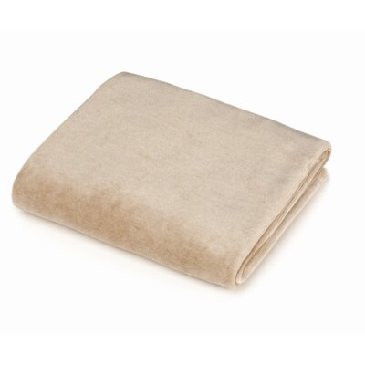 Organic Cotton Velour Mini Crib Sheet