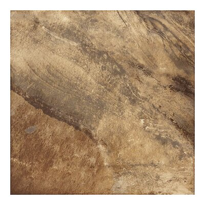 "Marazzi Jade 20"" x 20"" Field Tile in Chestnut"