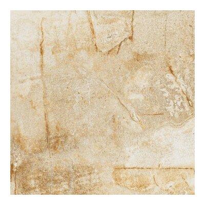 "Marazzi Vesale Stone 6 -1/2"" x 6- 1/2"" Modular Tile in Sand"