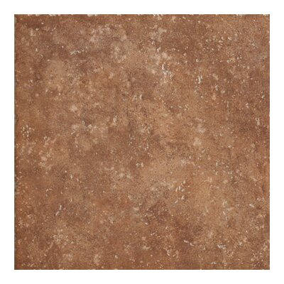 "Marazzi Walnut Canyon 20"" x 20"" Field Tile in Umber"