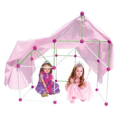 TooBeez EZ Fort Fairy Tale Castle Kit