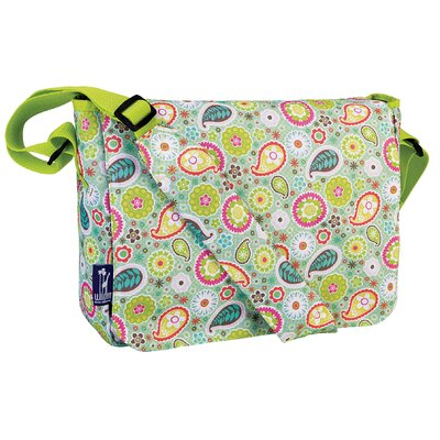 Wildkin Ashley Bloom Kickstart Messenger Bag