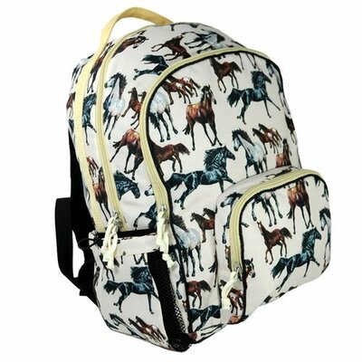 Horse Dreams Large Backpack