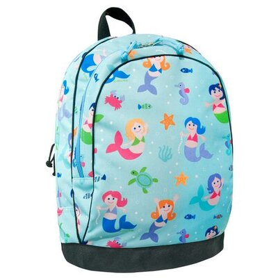 Wildkin Olive Kids Mermaids Backpack