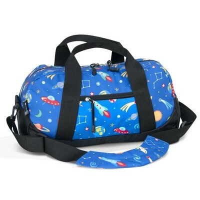 Astronaut Out of This World Kid Duffel Bag