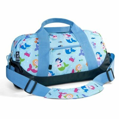 Mermaids Kid Duffel Bag