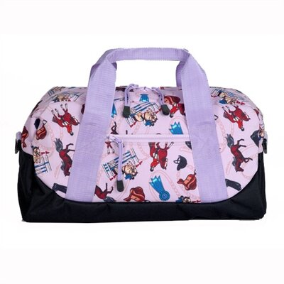 Astronaut English Riding Kid Duffel Bag