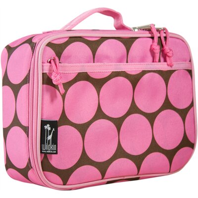 Big Dots Pink Lunch Box