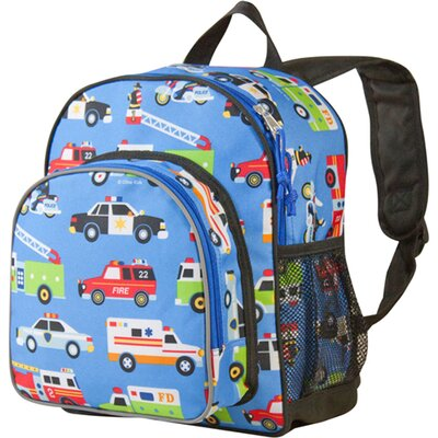 Heroes Olive Kids Pack'n Snack Backpack