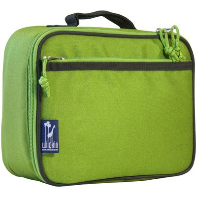 Solid Colors Fern Lunch Box in Green