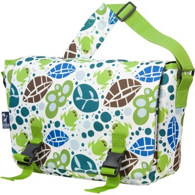 Jumpstart Lily Frogs Messenger Bag