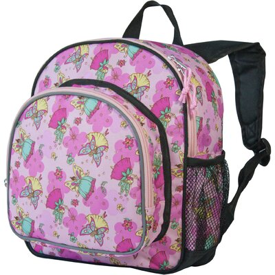 Wildkin Classic Fairies Pack'n Snack Backpack