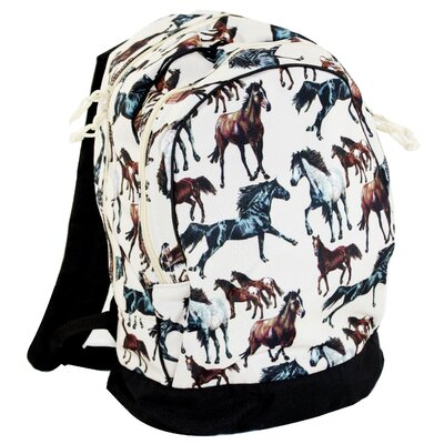 Classic Horse Dreams Sidekick Backpack