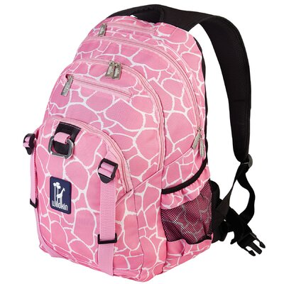 Ashley Giraffe Serious Backpack