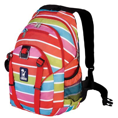 Ashley Bright Stripes Serious Backpack