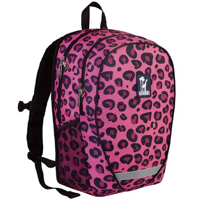 Ashley Leopard Comfortpack Backpack