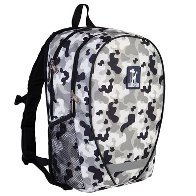 Ashley Camo Comfortpack Backpack