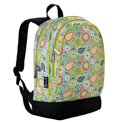 Wildkin Ashley Bloom Sidekick Backpack