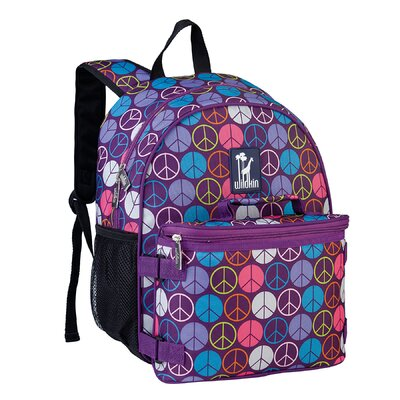 Ashley Peace Signs Bogo Backpack