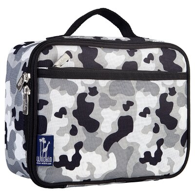 Ashley Camo Lunch Box