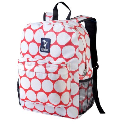 Wildkin Ashley Big Dot Crackerjack Backpack