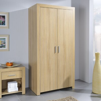 Urbane Designs Siracusa 2 Door Wardrobe