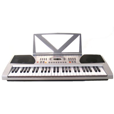 Huntington Silver 54-Key Electronic Keyboard