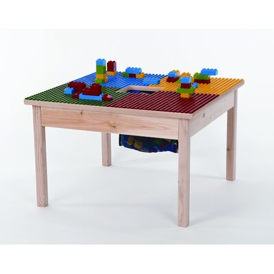 "Synergy Management 27"" x 27"" Fun Builder Table"
