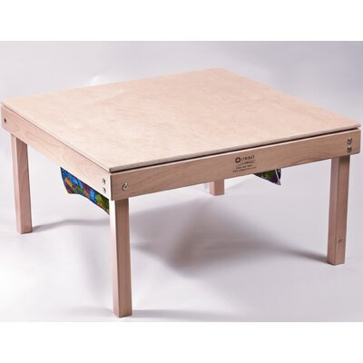 "Synergy Management 32"" x 32"" Fun Builder Table Cover"
