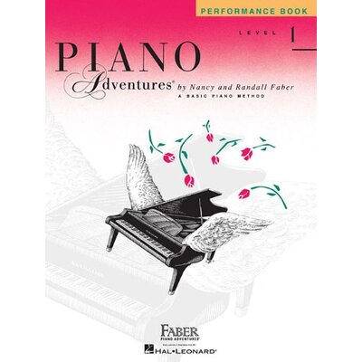 Faber & Faber Piano Adventures - Performance Book Level 1