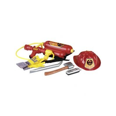 Theo klein Large Firefighter Set