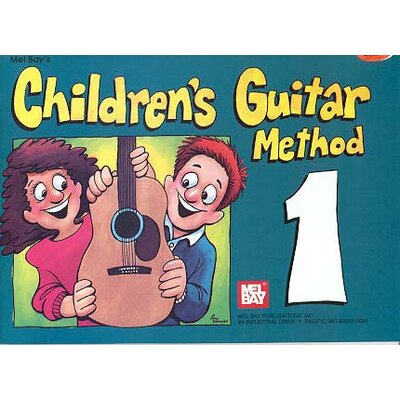 "Mel Bay Publications Children""s Guitar Method 1"