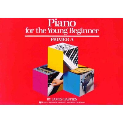 Neil A Kjos Music Company Piano for The Young Beginner - Primer A Book