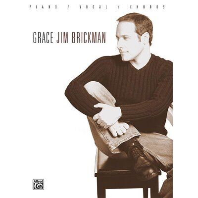 Alfred Publishing Company Jim Brickman: Grace