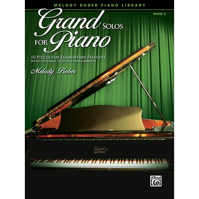 Alfred Publishing Company Grand Solos for Piano, Book 2