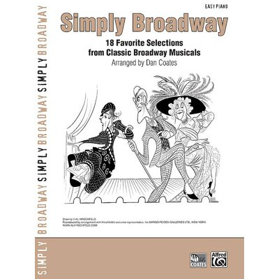 Alfred Publishing Company Simply Broadway