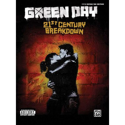 Alfred Publishing Company Green Day - 21st Century Breakdown (Easy Guitar Tab Book)