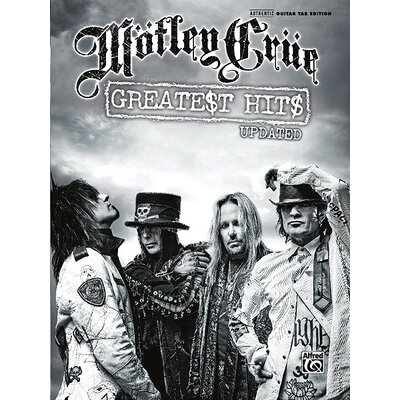 Alfred Publishing Company Mötley Crüe: Greatest Hits 2009