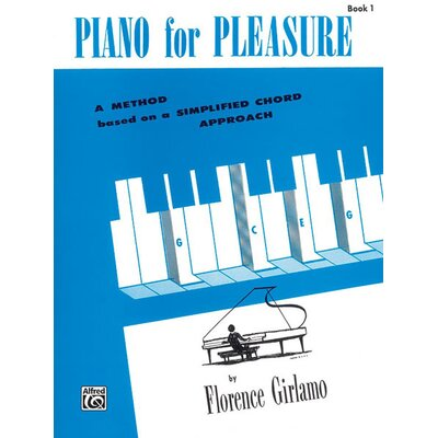 Alfred Publishing Company Piano for Pleasure, Book 1