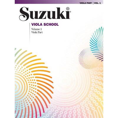 Alfred Publishing Company Suzuki Viola School Viola Part, Volume 1