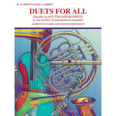 Alfred Publishing Company Duets for All