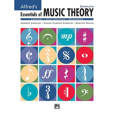 Alfred Publishing Company Essentials of Music Theory: Complete (Book 1 - 3)