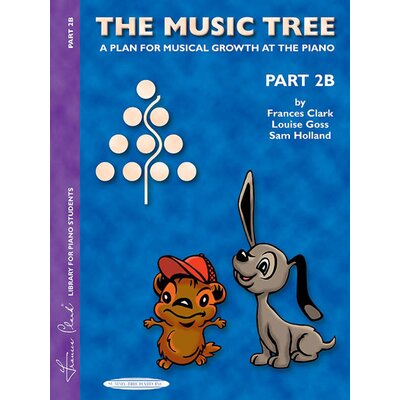 Alfred Publishing Company The Music Tree: Student's Book, Part 2B