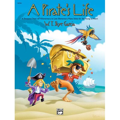 Alfred Publishing Company A Pirate's Life