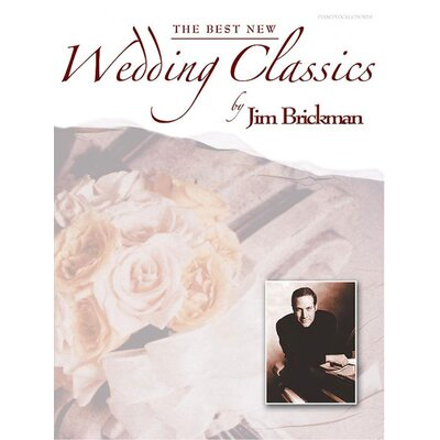 Alfred Publishing Company Jim Brickman: The Best New Wedding Classics